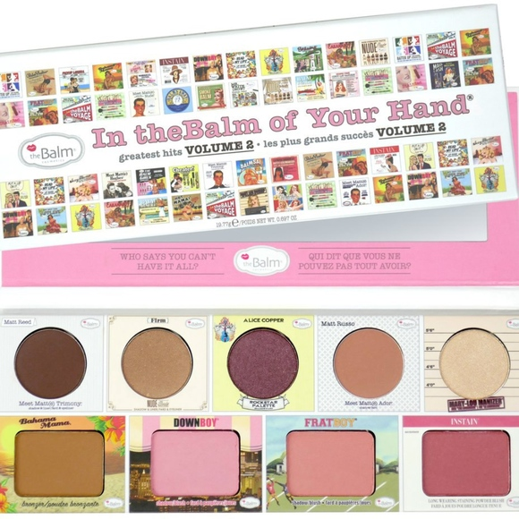 theBalm Other - THE BALM: In the Balm of Your Hand Volume 2